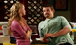 Elle Robinson, Toadie Rebecchi in Neighbours Episode 5545