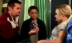 Toadie Rebecchi, Callum Jones, Nicola West in Neighbours Episode 5551