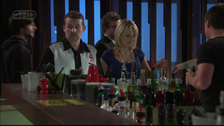 Toadie Rebecchi, Steph Scully in Neighbours Episode 5569