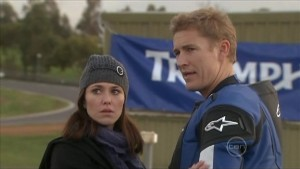 Libby Kennedy, Dan Fitzgerald in Neighbours Episode 5575