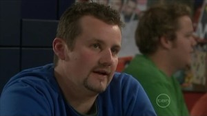 Toadie Rebecchi in Neighbours Episode 5575
