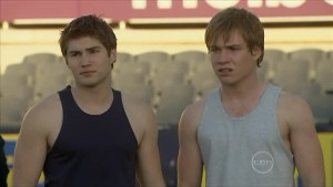 Declan Napier, Ringo Brown in Neighbours Episode 5575