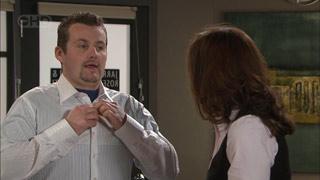 Toadie Rebecchi, Rebecca Napier in Neighbours Episode 5577