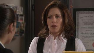 Rachel Kinski, Rebecca Napier in Neighbours Episode 5577