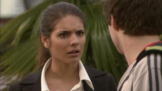 Rachel Kinski, Declan Napier in Neighbours Episode 5577