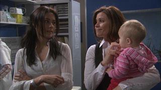 Carmella Cammeniti, Rebecca Napier, Chloe Cammeniti in Neighbours Episode 5577