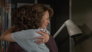 Miranda Parker, Bridget Parker in Neighbours Episode 5580