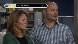 Miranda Parker, Steve Parker in Neighbours Episode 5580
