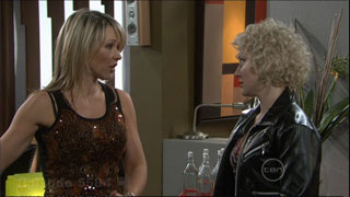 Tanya Tasker, Steph Scully in Neighbours Episode 5584