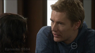 Libby Kennedy, Dan Fitzgerald in Neighbours Episode 5584
