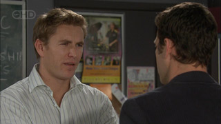 Andrew Simpson, Dan Fitzgerald in Neighbours Episode 5585