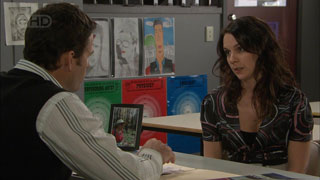 Andrew Simpson, Libby Kennedy in Neighbours Episode 5586