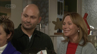 Susan Kennedy, Steve Parker, Miranda Parker in Neighbours Episode 5587