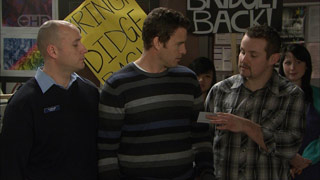Police Officer, Andrew Simpson, Toadie Rebecchi in Neighbours Episode 5589