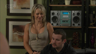 Steph Scully, Toadie Rebecchi in Neighbours Episode 5590