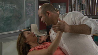 Miranda Parker, Steve Parker in Neighbours Episode 5590