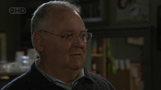 Harold Bishop in Neighbours Episode 5590