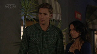 Dan Fitzgerald, Libby Kennedy in Neighbours Episode 5592
