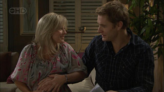 Samantha Fitzgerald, Dan Fitzgerald in Neighbours Episode 5592