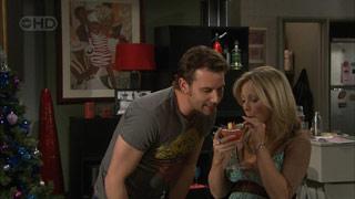 Lucas Fitzgerald, Samantha Fitzgerald in Neighbours Episode 5597
