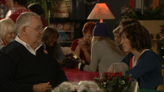 Harold Bishop, Bridget Parker in Neighbours Episode 5597