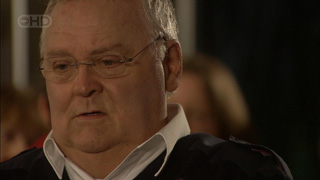 Harold Bishop in Neighbours Episode 5597