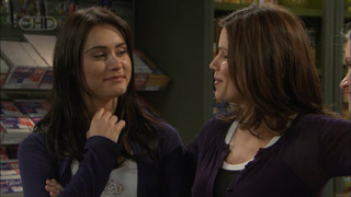 Carmella Cammeniti, Rebecca Napier in Neighbours Episode 5598