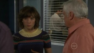 Bridget Parker, Lou Carpenter in Neighbours Episode 5599