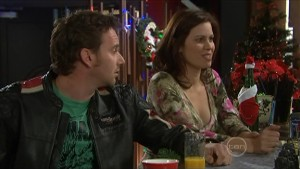 Lucas Fitzgerald, Rebecca Napier in Neighbours Episode 5599