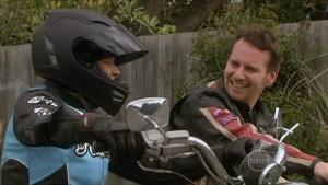 Steph Scully, Lucas Fitzgerald in Neighbours Episode 5599