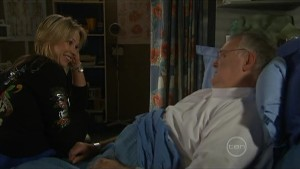 Steph Scully, Harold Bishop in Neighbours Episode 5599