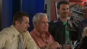Toadie Rebecchi, Lou Carpenter, Lucas Fitzgerald in Neighbours Episode 5599
