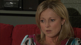 Samantha Fitzgerald in Neighbours Episode 5602