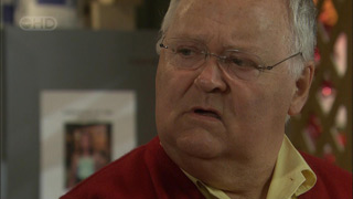 Harold Bishop in Neighbours Episode 5602
