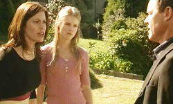 Rebecca Napier, Elle Robinson, Paul Robinson in Neighbours Episode 5611