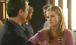 Paul Robinson, Elle Robinson in Neighbours Episode 5611