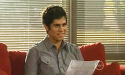 Simon Freedman in Neighbours Episode 5611