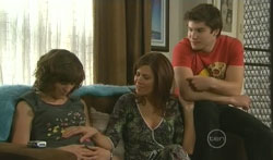 Bridget Parker, Rebecca Napier, Declan Napier in Neighbours Episode 5616