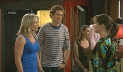 Steph Scully, Greg Michaels, Dr Veronica Olenski in Neighbours Episode 5617