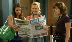 Rachel Kinski, Donna Freedman, Bridget Parker in Neighbours Episode 5618