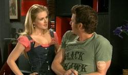 Elle Robinson, Lucas Fitzgerald in Neighbours Episode 5618