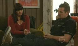 Kelly Katsis, Toadie Rebecchi in Neighbours Episode 5619