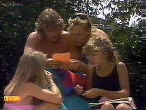Jane Harris, Henry Ramsay, Scott Robinson, Charlene Mitchell in Neighbours Episode 0686