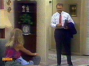 Jane Harris, Harold Bishop in Neighbours Episode 0687