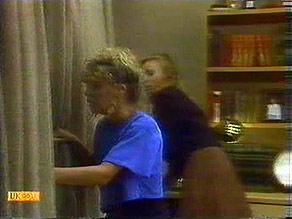 Charlene Mitchell, Sally Wells in Neighbours Episode 0687