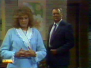 Madge Ramsay, Harold Bishop in Neighbours Episode 0688
