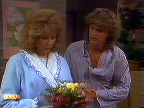 Madge Bishop, Henry Ramsay in Neighbours Episode 0688