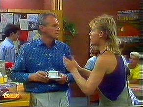 Jim Robinson, Scott Robinson in Neighbours Episode 0688