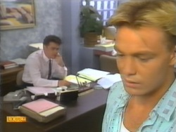 Paul Robinson, Scott Robinson in Neighbours Episode 0951