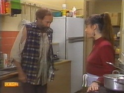 Clarence, Kerry Bishop in Neighbours Episode 0952